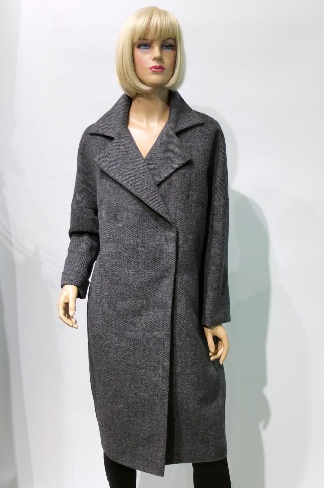 Трикотажное платье туника